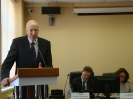 И.И. Кучеров - зам. руководителя Федеральной службы финансово-бюджетного надзора, д.ю.н., профессор