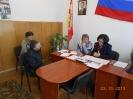 Приём граждан в Воробьёвском муниципальном районе 3.10.13