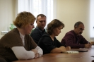Заседание рабочей группы в поддержку Дома прав человека в Воронеже (08.10.13)