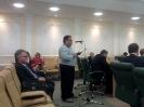 Участие в парламентских слушаниях