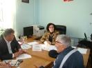 Приём в Новохопёрском районе 09.10.14