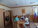 Выезд в Калач и Петропавловку