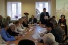 Заседание ОНК УФМС, ТПП и омбудсмена Воронежской области 26.03.14