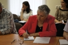 Совместное заседание общественного совета при уполномоченном и ОКС при УФМС РФ ВО 11.06.14