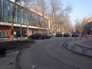 Незаконная парковка на улице К.Маркса