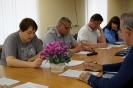 Рабочая встреча по созданию реабилитационного центра 30.05.16