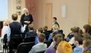 Благотворительное мероприятие в школе-интернате Центра лечебной педагогики и дифференцированного обучения 17.05.17