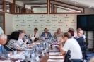 Омбудсмен Татьяна Зражевская приняла участие в заседании Научно-консультативного совета  Федеральной