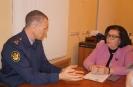 Состоялась рабочая встреча омбудсмена с начальником УФСИН