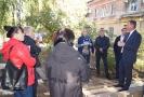 Омбудсмен взяла на контроль жалобу жильцов двух домов