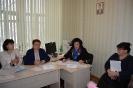 Прием уполномоченного по правам человека в Богучасрском районе