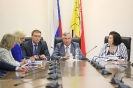 Омбудсмен продолжает серию встреч  с депутатами  Воронежской областной Думы