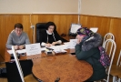 Омбудсмен приняла участие в приеме граждан в Семилукском районе