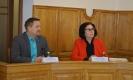 Омбудсмен приняла участие во встрече с Президентом Федеральной палаты адвокатов 1