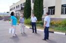 Омбудсмен посетила Центр временного содержания иностранных граждан в Семилукском районе
