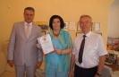Состоялась рабочая встреча омбудсмена с представителем Центральной Избирательной комиссии Российской