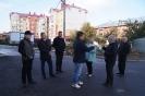 Помощник омбудсмена приняла участие в проверке жалобы жильцов домов в Боброве