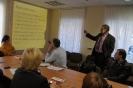 Состоялся  круглый  стол «Ценностное знание: развитие гражданского образования и просвещения в облас