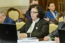 Уполномоченный по правам человека в Воронежской области представила на заседании правительства регио