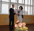 Уполномоченный по правам человека в Воронежской области Татьяна Зражевская  отметила молодежных акти