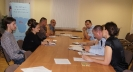 В Центре защиты прав человека состоялись обсуждениях результатов мониторинга подразделений полиции