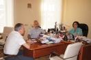 Омбудсмен провела рабочую встречу с представителем Уполномоченного по защите прав предпринимателей п