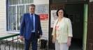 Омбудсмен приняла участие в мониторинге помещений для голосования избирательных участков в Воронеже