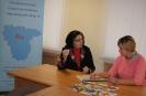 Омбудсмен встретилась с представителем Отделения Пенсионного фонда России по Воронежской области
