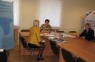 Воронежцы смогли получить консультации по вопросам ежемесячных денежных выплат отдельным категориям