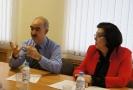 Вопросы оказания бесплатной юридической помощи гражданам обсудили на круглом столе с участием  уполн