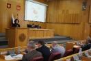 Омбудсмен Татьяна Зражевская   представила в областной Думе  ежегодный доклад  о соблюдении прав чел
