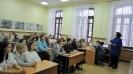 Омбудсмен Татьяна Зражевская провела урок «Права человека» в одной из старейших  школ Воронежа