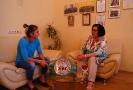Уполномоченный по правам человека в Воронежской области Татьяна Зражевская поздравила свою тезку с б