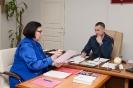 Татьяна Зражевская встретилась с начальником  УФСИН Алексеем  Гиричевым _2