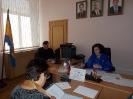Омбудсмен провела  прием жителей Лискинского района   02.10.19