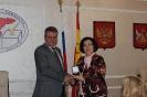 Омбудсмен Татьяна Зражевская отмечена памятной медалью