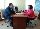 Омбудсмен провела рабочую встречу с представителем СПЧ 26.04.19
