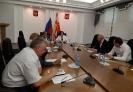 Омбудсмен продолжает встречи с депутатами  Воронежской областной Думы 04.06