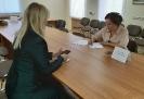 В Центре защиты прав человека состоялся совместный прием граждан 031019