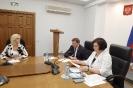 Омбудсмен завершила обсуждение положений ежегодного Доклада в думских комитетах 04.19