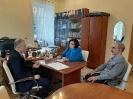 Омбудсмен встретилась с представителем ГУ МВД России по Воронежской области
