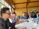 Омбудсмен приняла участие в обсуждении вопросов создания туристического кластера в Хохольском районе