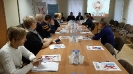 В Центре защиты прав человека состоялся круглый стол по вопросам профилактики ВИЧ