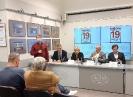 Омбудсмен принял участие в пресс-брифинге