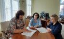 В рамках Правового марафона для пенсионеров-2020 омбудсмен провела рабочую встречу  1