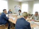 Татьяна Зражевская приняла участие в пресс-конференции по вопросам готовности к наблюдению