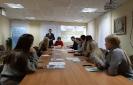 Омбудсмен провела занятие со студентами 20.02.2020