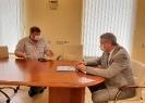 Омбудсмен встретился с представителями ООД «Авто Союза»