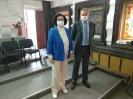 Обмудсмен приняла участие в мониторинге участков для голосования 110920 1