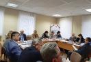 участие в заседании экспертного совета Общественной палаты Воронежской области 280120